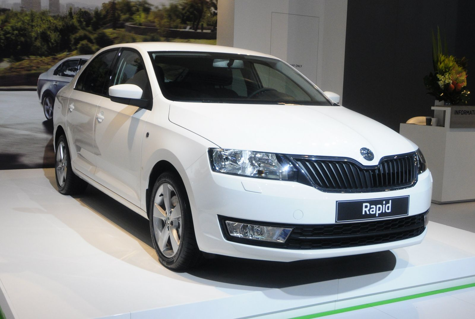 2017 skoda rapid car photos catalog 2018