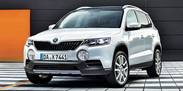 2017 Skoda Roomster Concept photo - 2