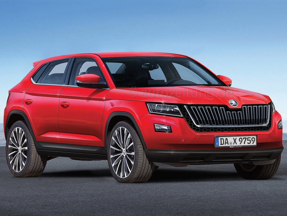 2017 Skoda Yeti 4x4 Car Photos Catalog 2018