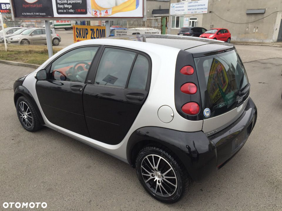 2017 Smart forfour photo - 1