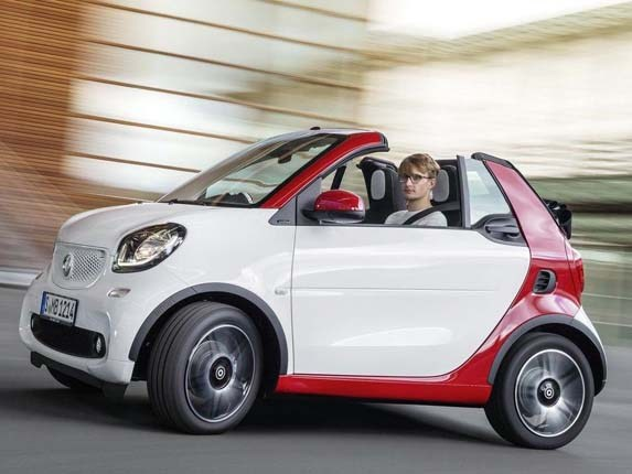 2017 Smart fortwo photo - 1