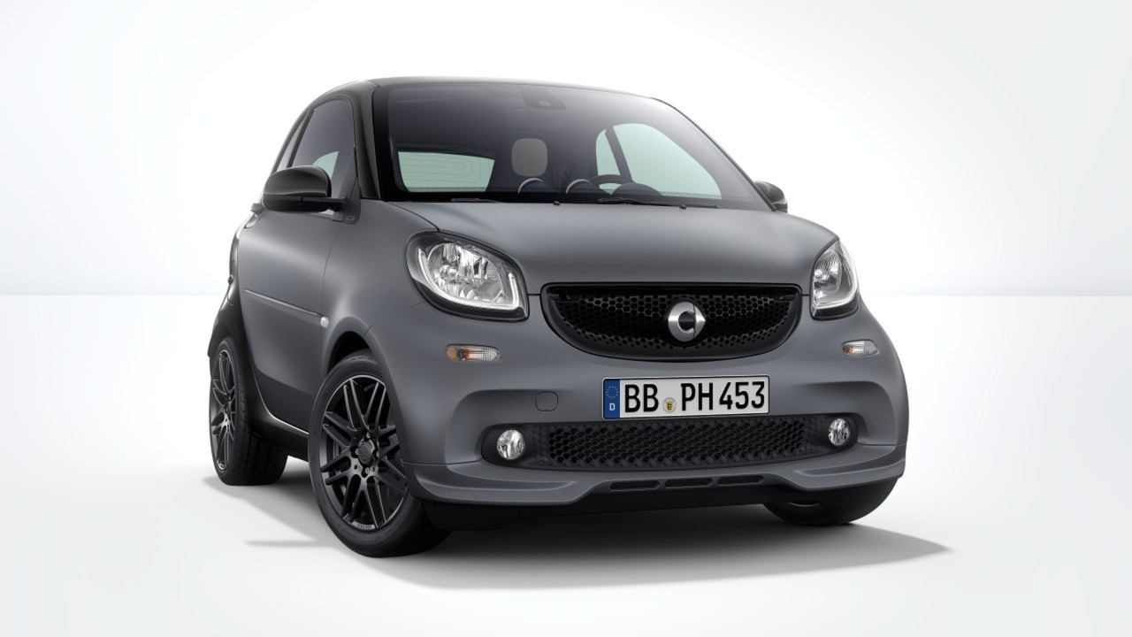 2017 Smart fortwo photo - 3