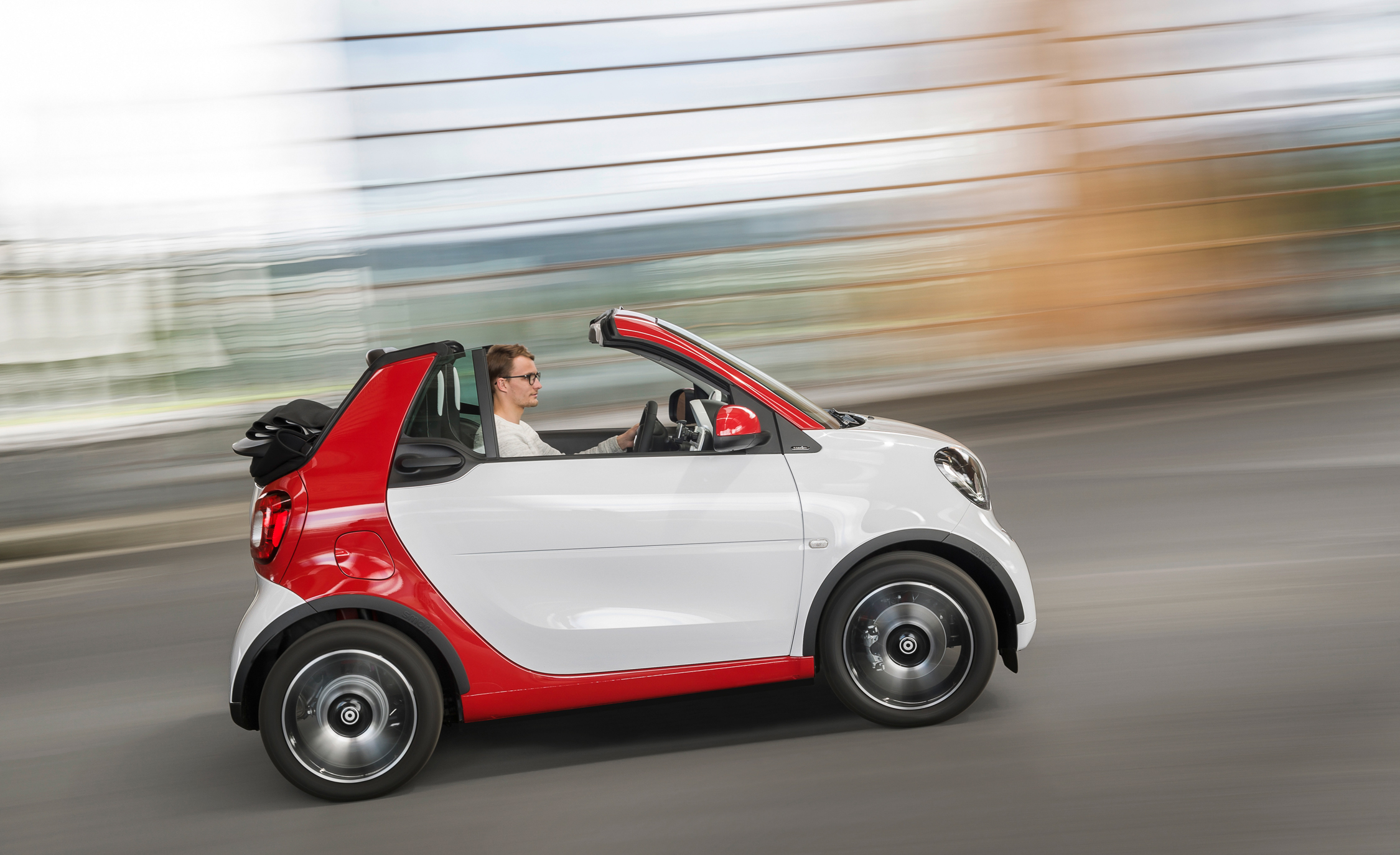 2017 Smart fortwo coupe photo - 3