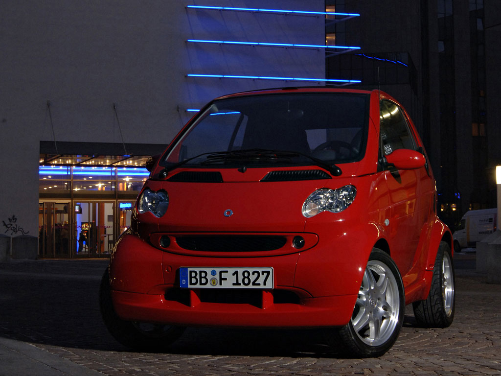2017 Smart fortwo edition red photo - 1