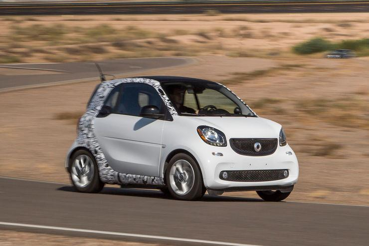 2017 Smart fortwo electric drive photo - 3