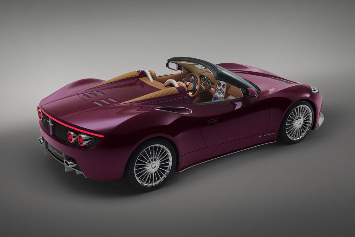 2017 Spyker B6 Venator Concept photo - 1
