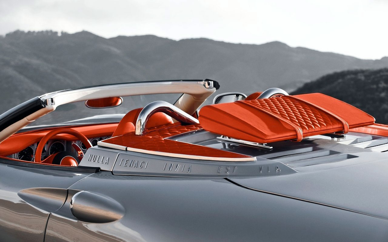 2017 Spyker C8 Aileron photo - 4