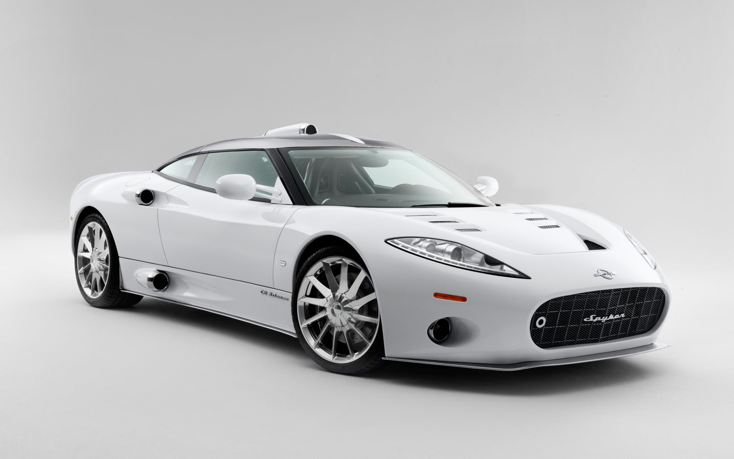 2017 Spyker C8 Spyder photo - 1