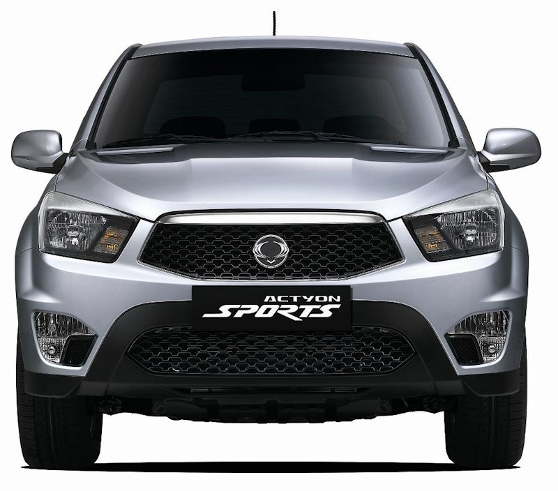 2017 SsangYong Actyon Sports photo - 2