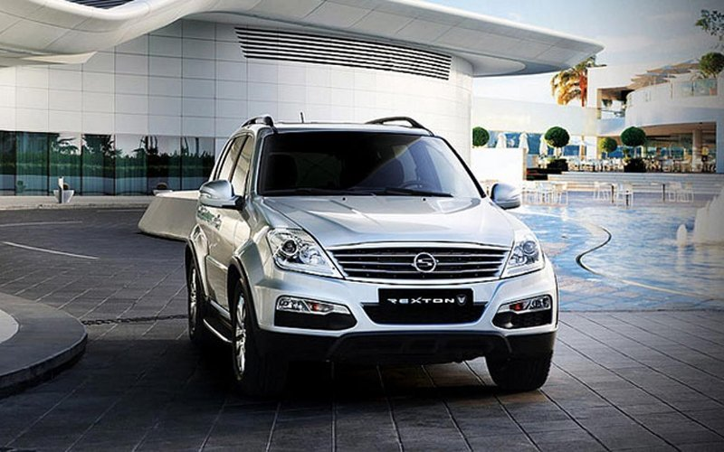 2017 SsangYong Rexton photo - 3