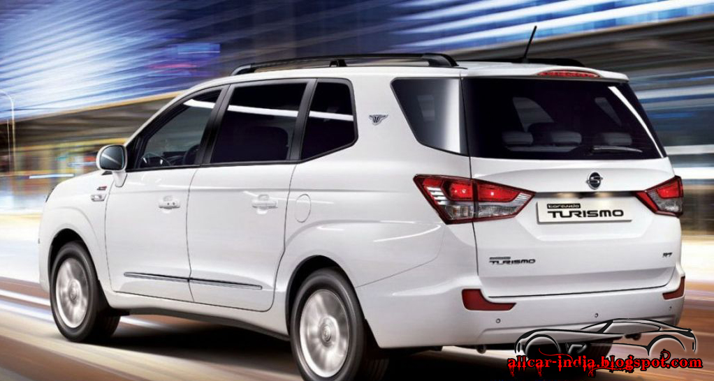 2017 SsangYong Turismo photo - 2