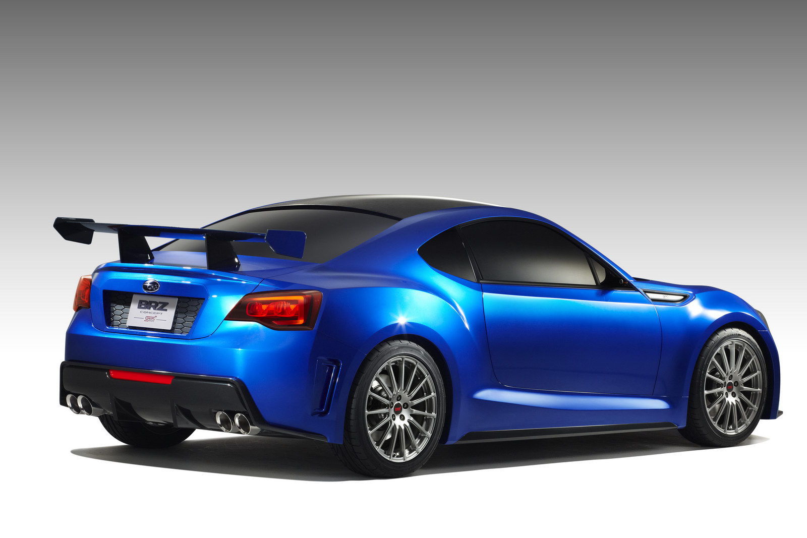 2017 Subaru BRZ STI Concept photo - 4