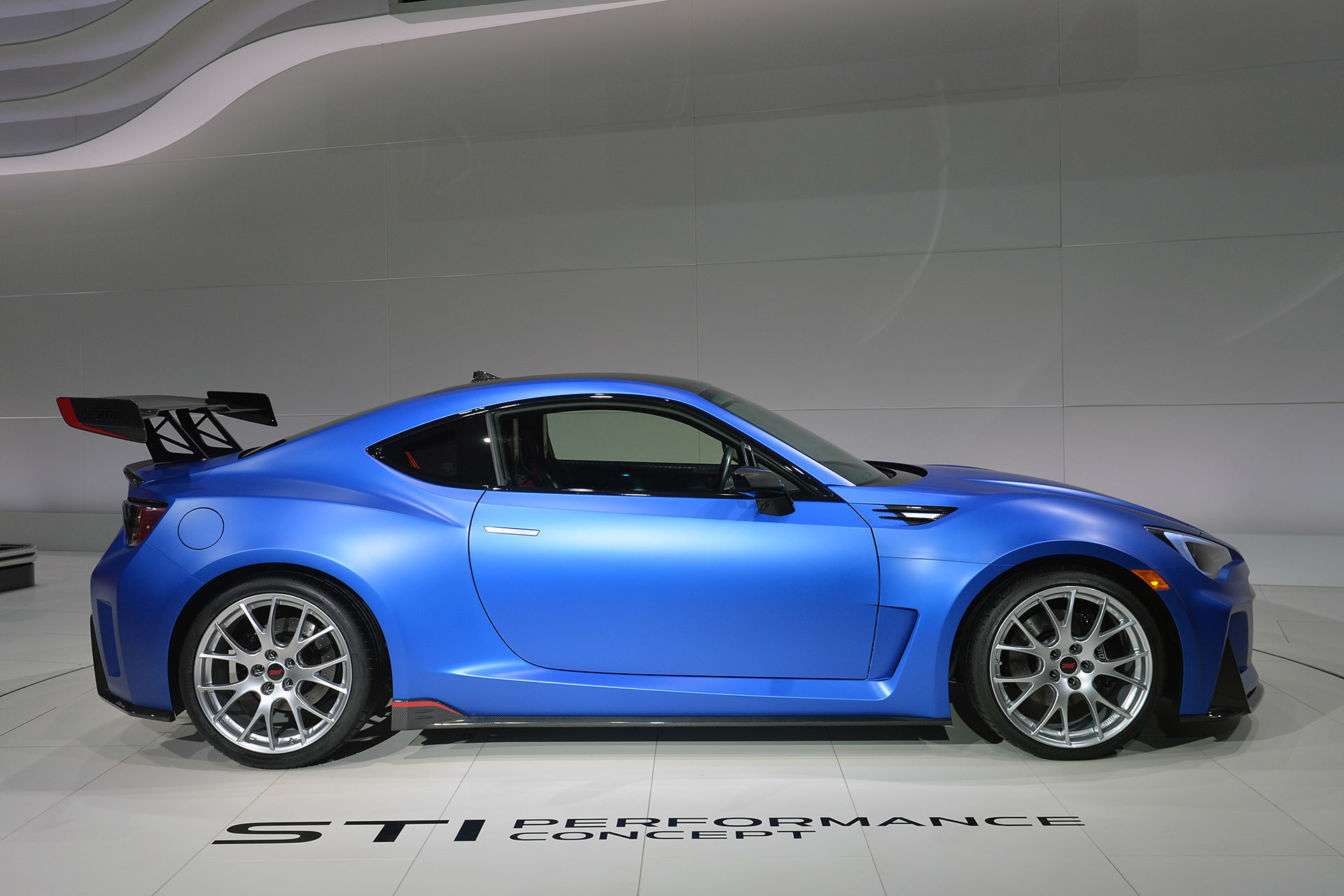 2017 Subaru BRZ STI Performance Concept new photo - 4