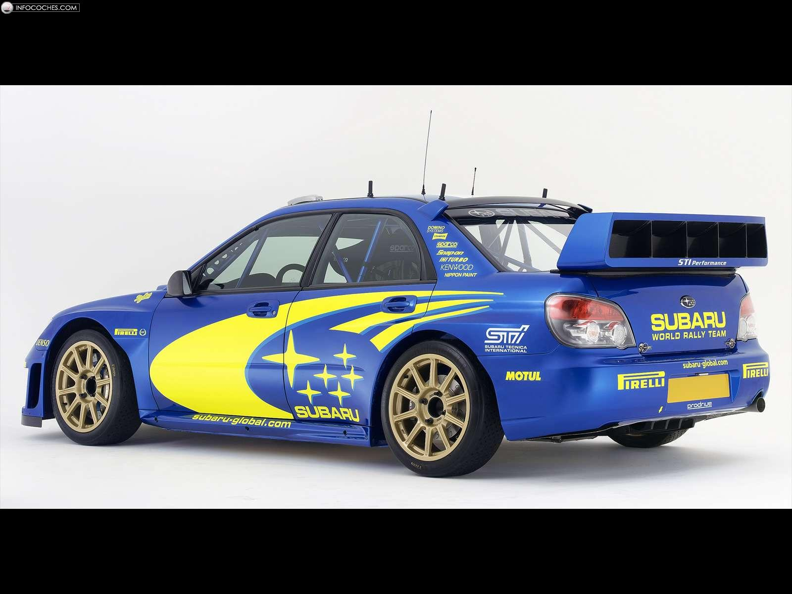 2017 Subaru Impreza WRC Prototype photo - 1