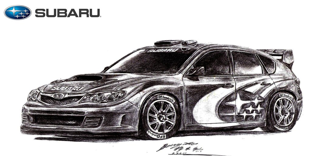 2017 Subaru Impreza WRC Prototype photo - 2