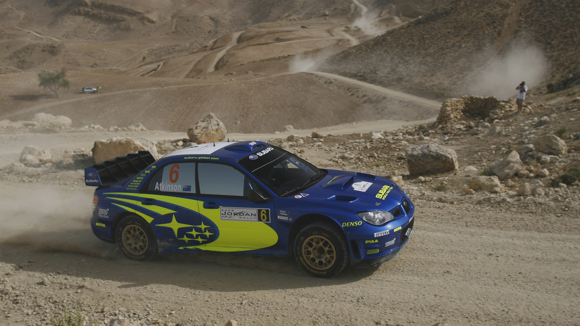 2017 Subaru Impreza WRC Prototype photo - 4