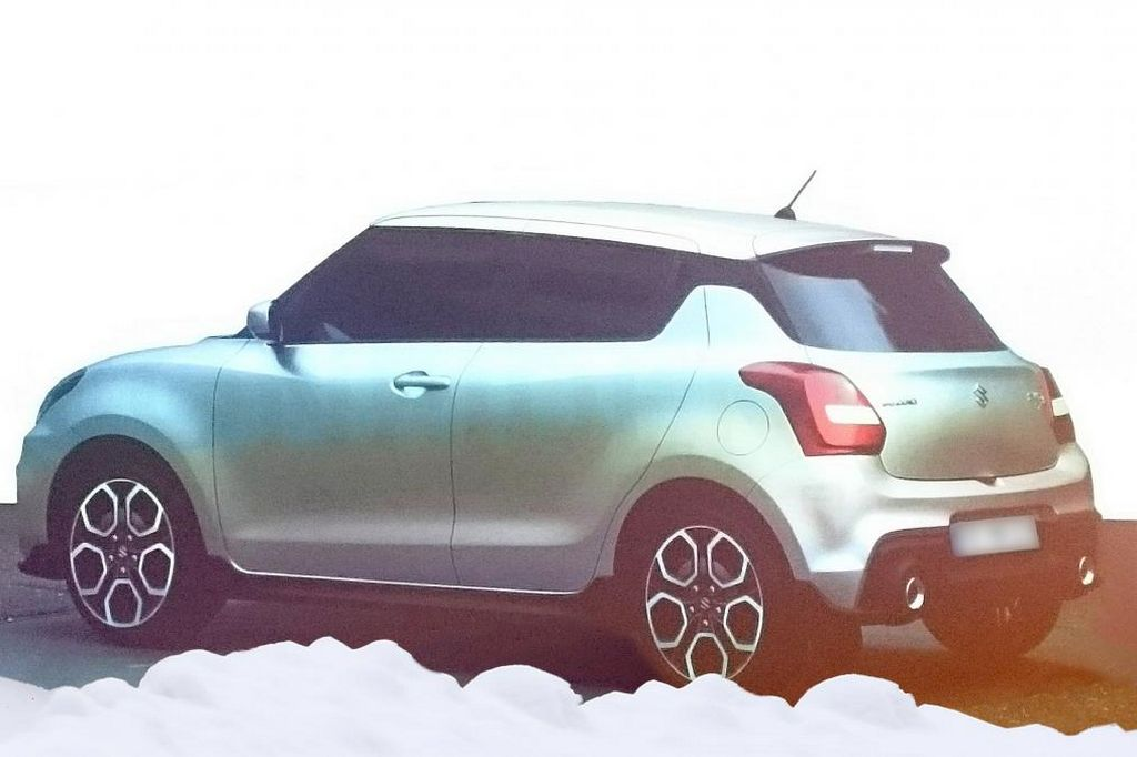 2017 Suzuki Swift photo - 3