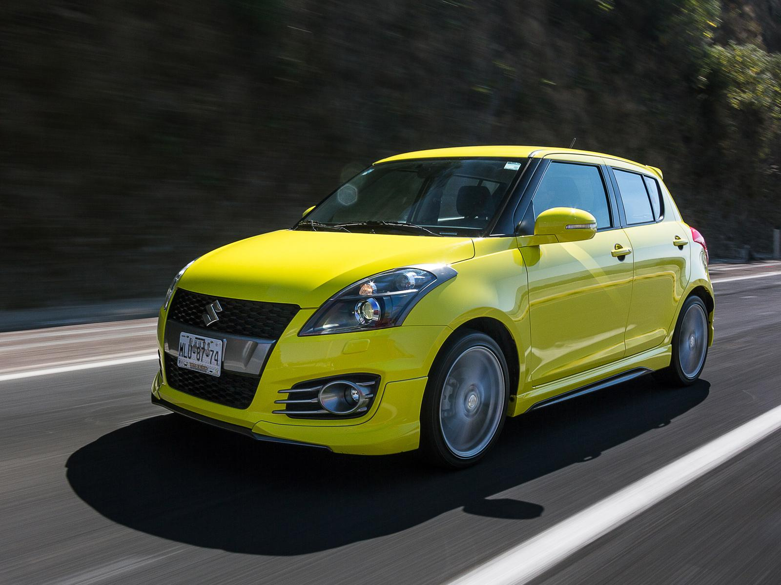 2017 Suzuki Swift Sport photo - 3