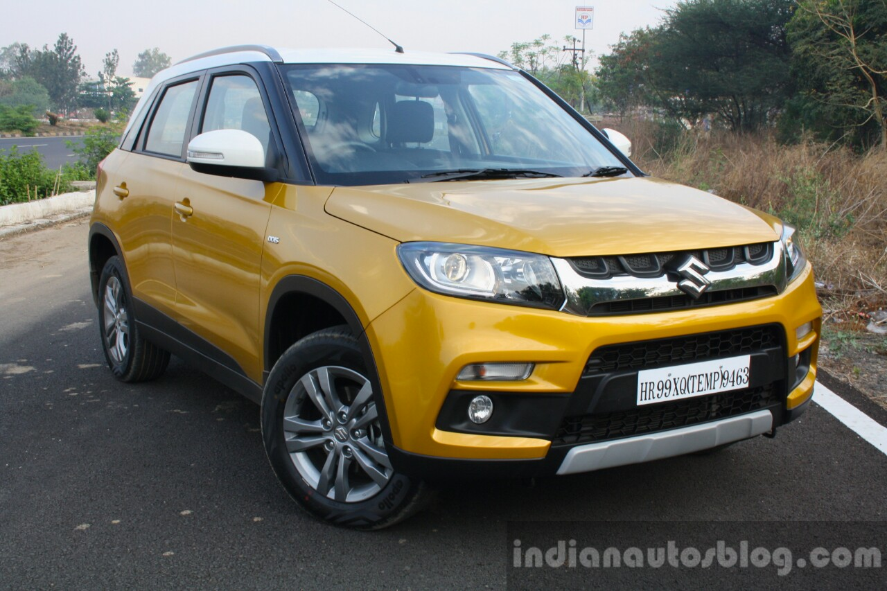 2017 Suzuki Vitara photo - 1