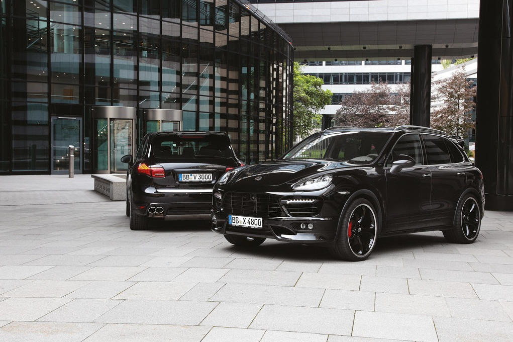 2017 TechArt Porsche Cayenne photo - 4