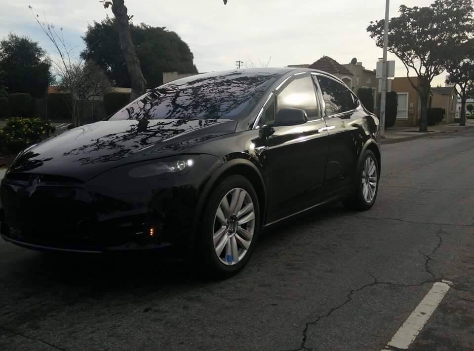 2017 Tesla Model X Prototype photo - 3