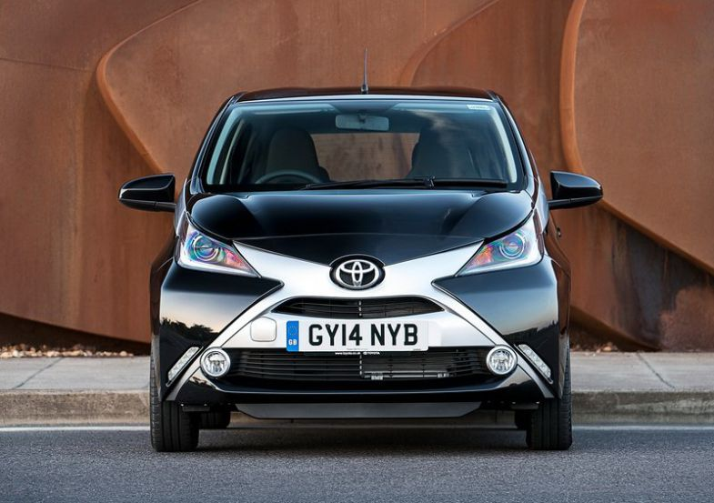 2017 Toyota Aygo for Sport Concept photo - 1