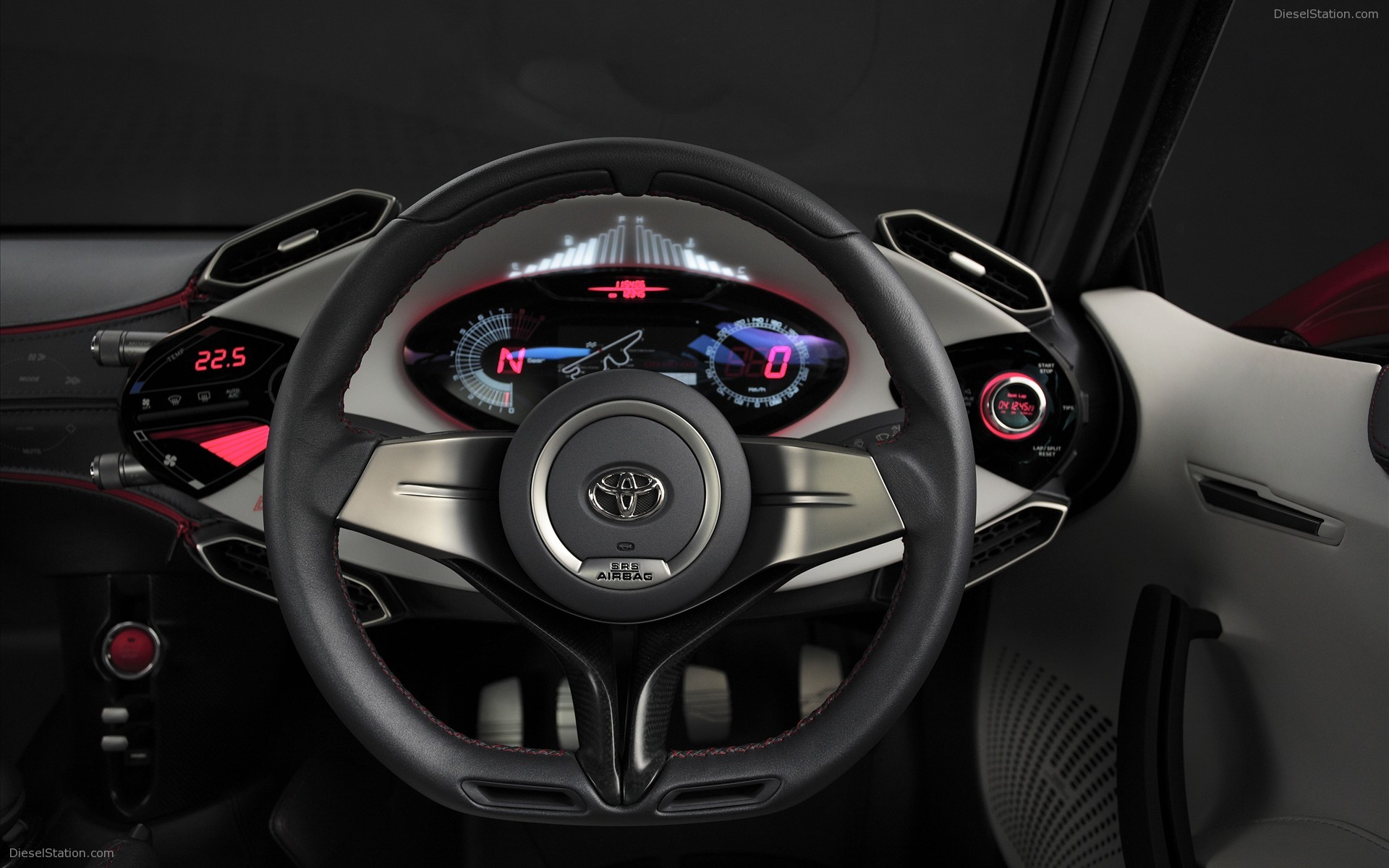 2017 Toyota FT 86G Sports Concept photo - 1