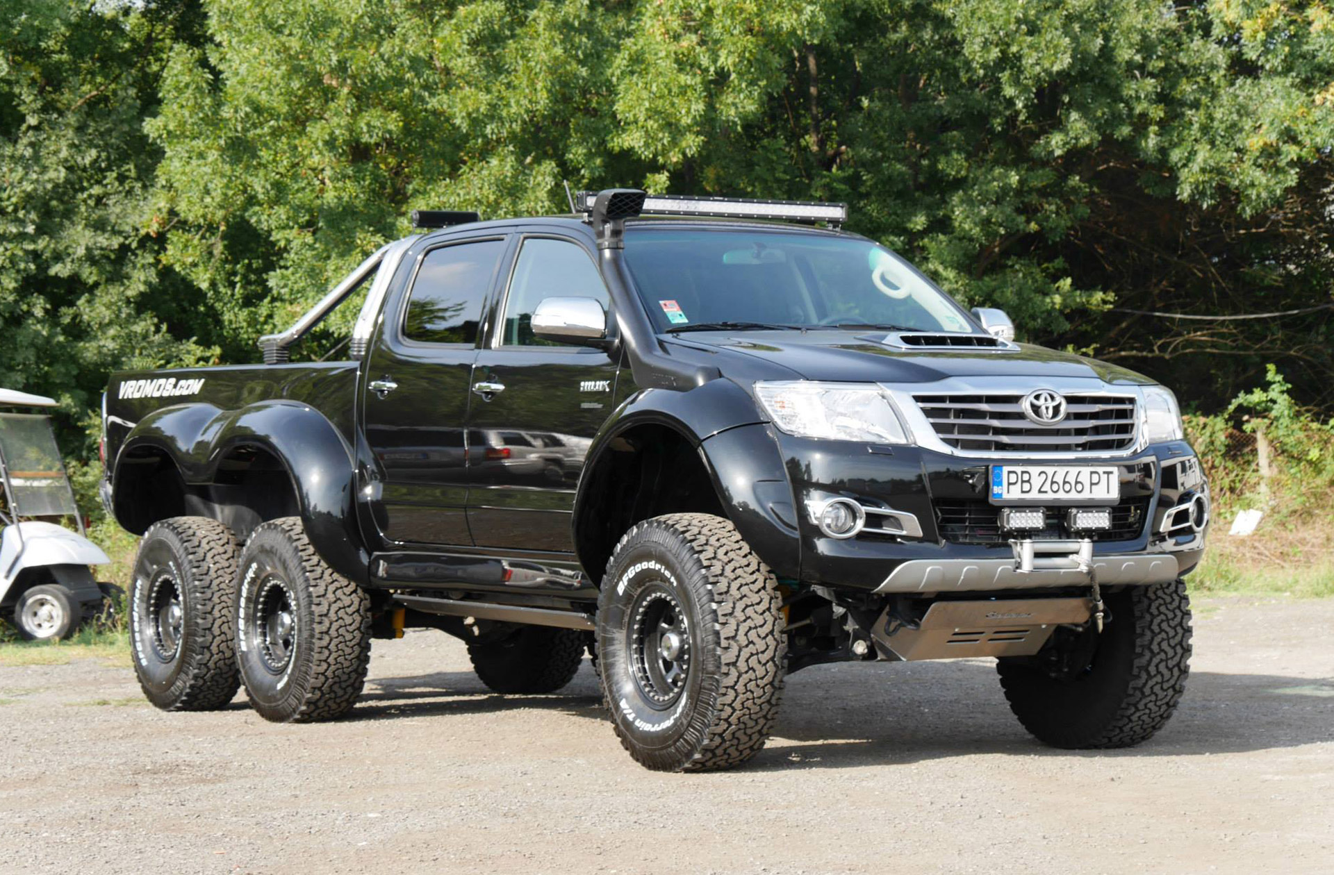 2017 Toyota Hilux | Car Photos Catalog 2019