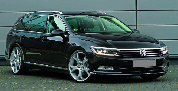2017 Volkswagen Passat US Version photo - 2