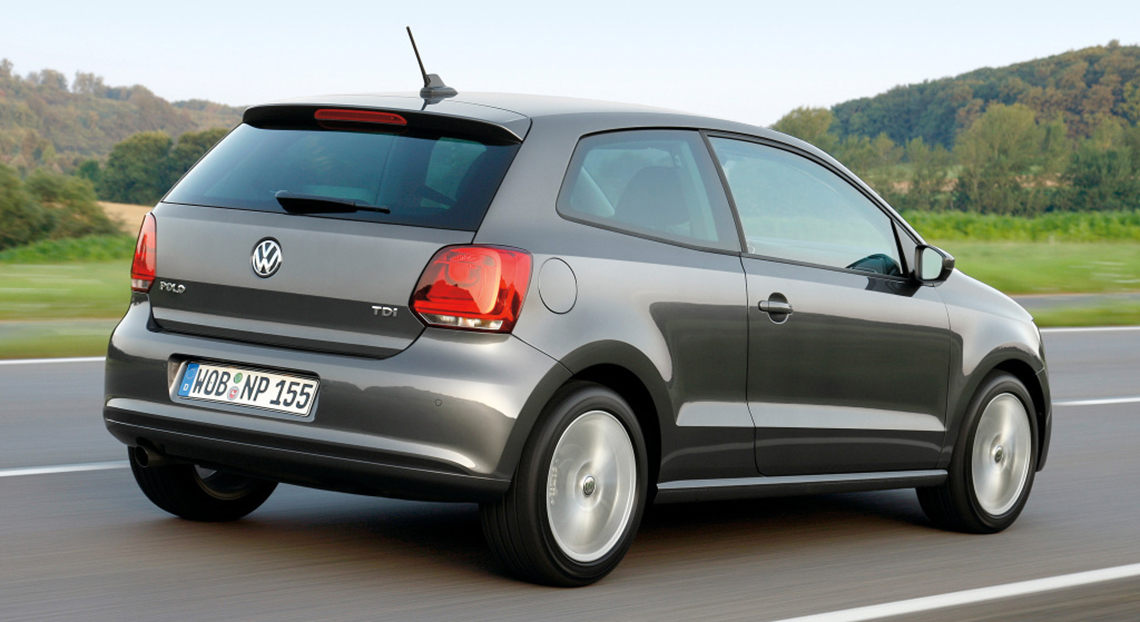 2017 Volkswagen Polo 3 Door photo - 4