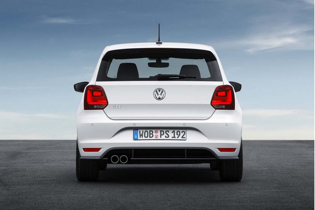 2017 Volkswagen Polo GTI photo - 1