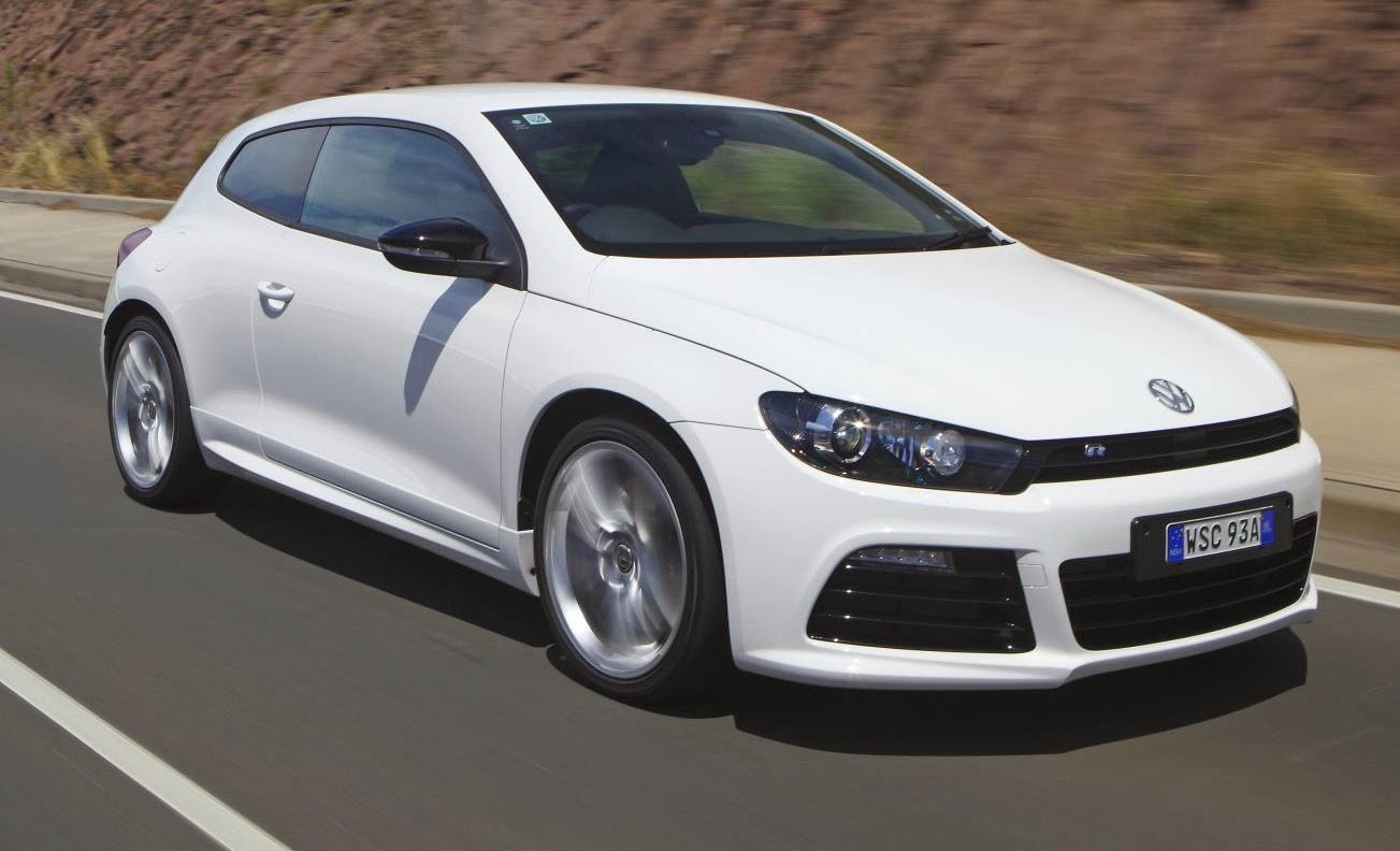 2017 Volkswagen Scirocco photo - 1