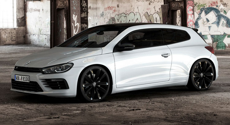 2017 Volkswagen Scirocco photo - 2