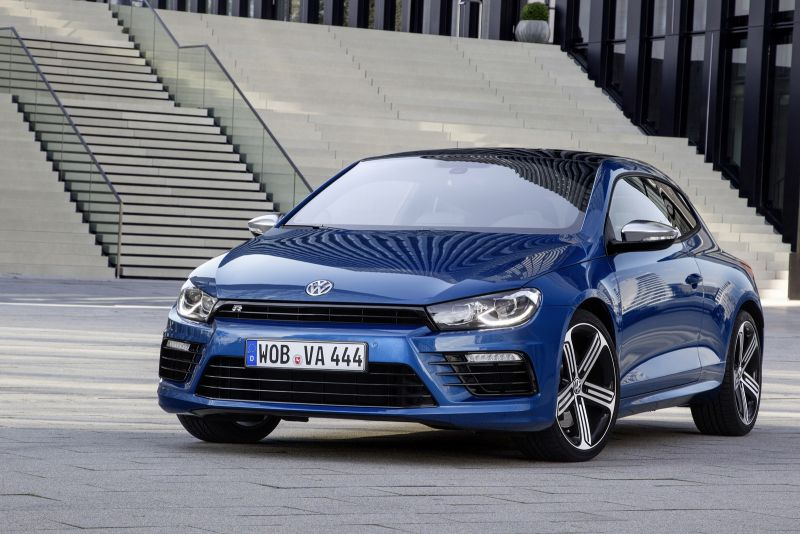 2017 Volkswagen Scirocco photo - 3