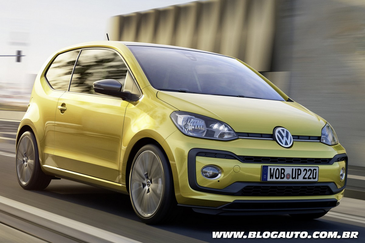 2017 Volkswagen Up photo - 1