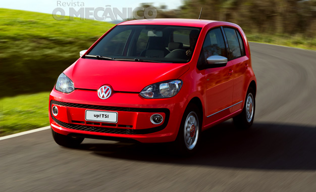 2017 Volkswagen Up photo - 3