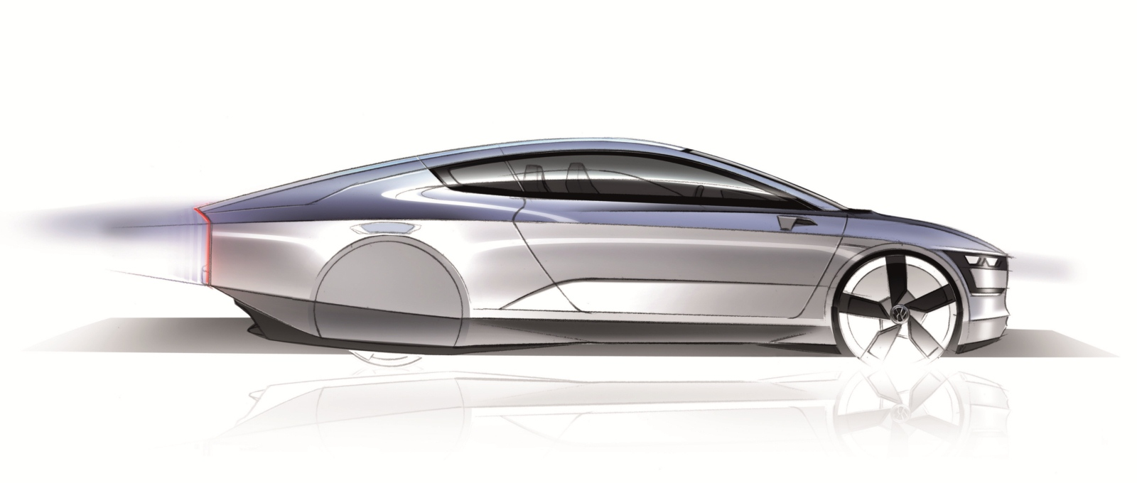 2017 Volkswagen XL1 Concept photo - 1