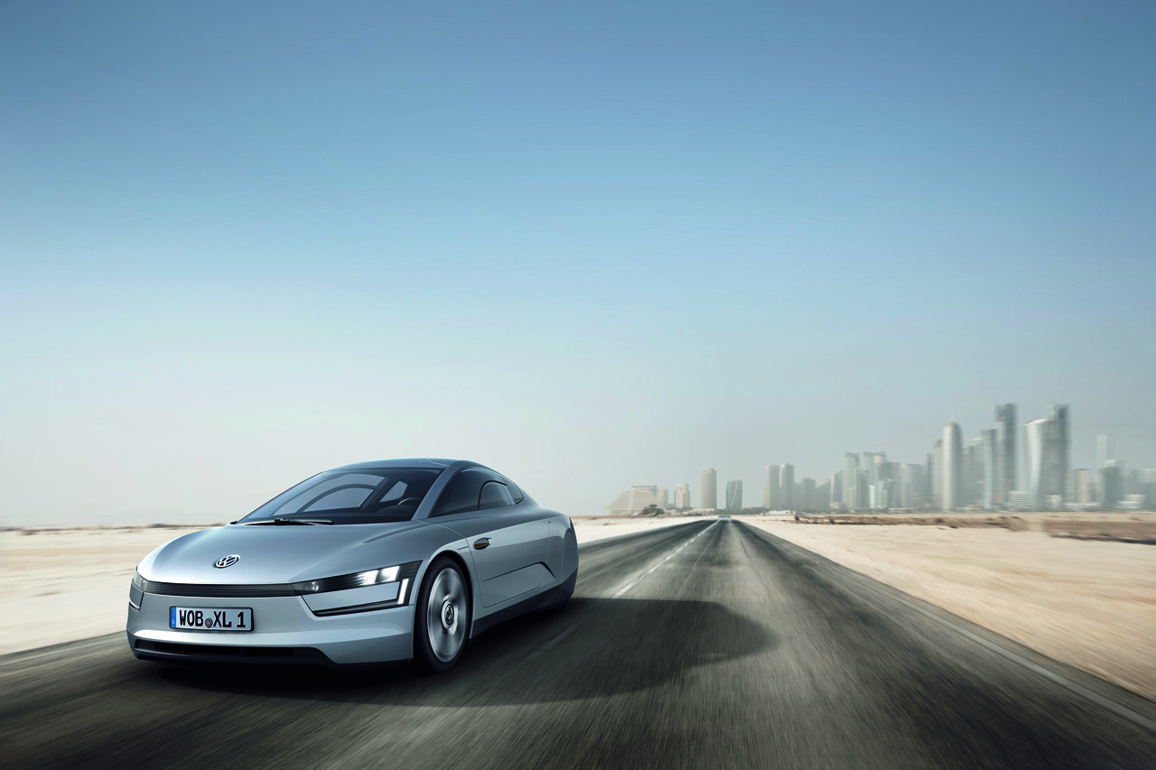 2017 Volkswagen XL1 Concept photo - 2