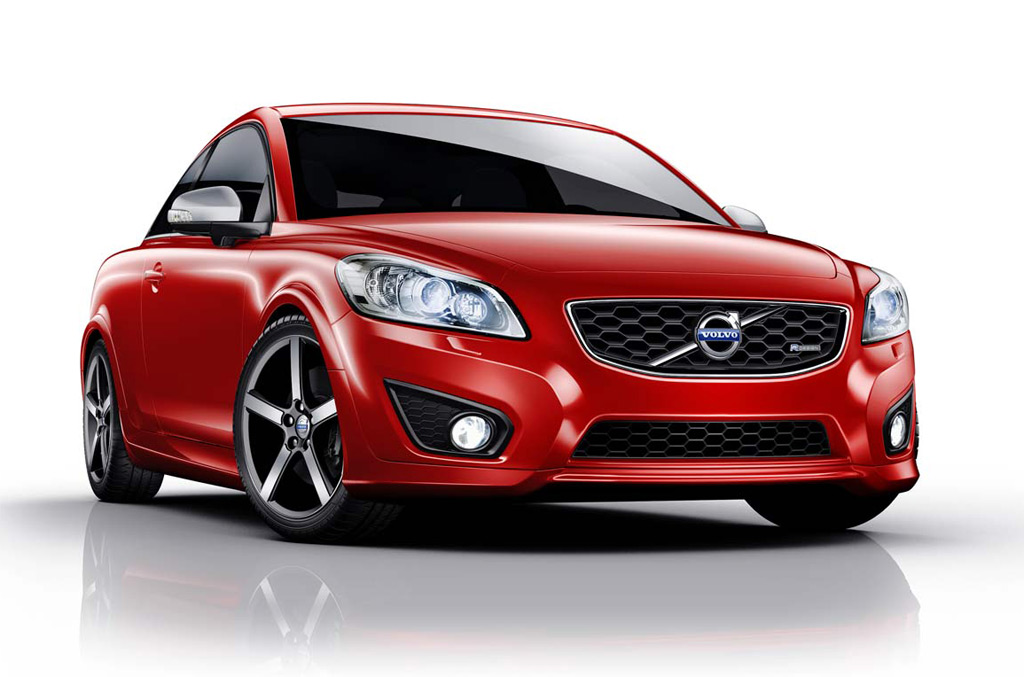 2017 Volvo C30 Design Concept photo - 2