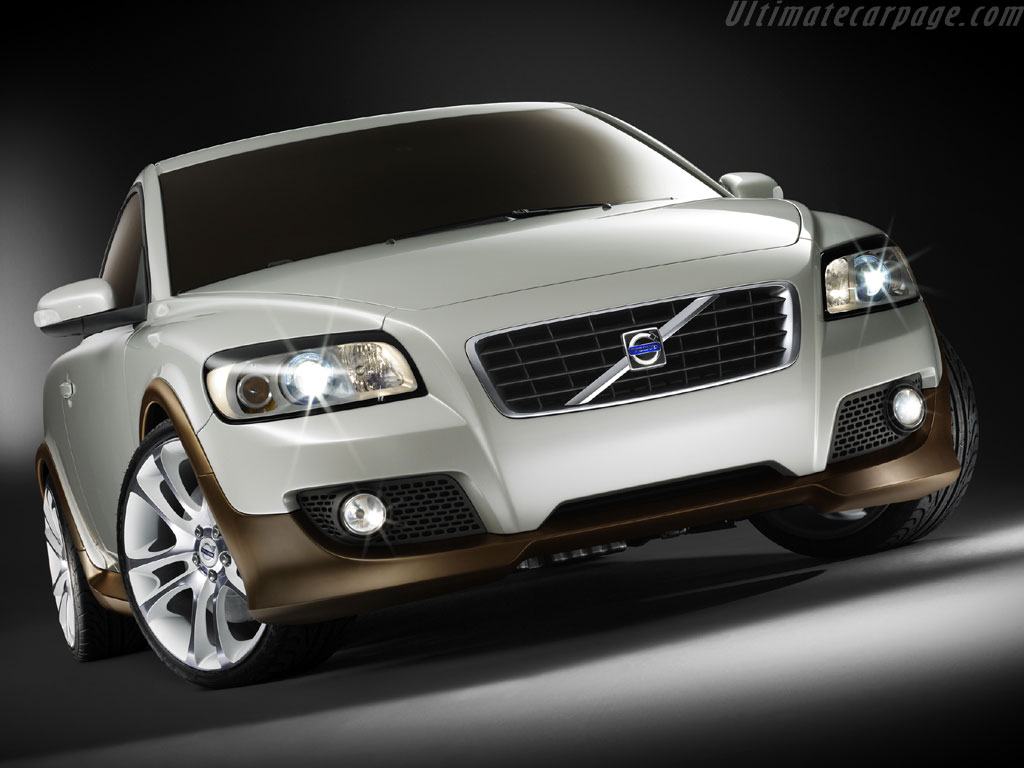 2017 Volvo C30 Design Concept photo - 4