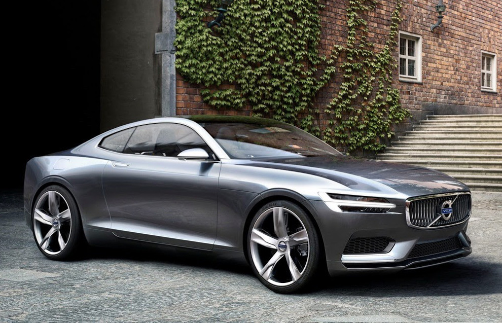 2017 Volvo Estate Concept photo - 2
