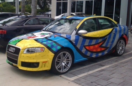 2017 Volvo V50 Romero Britto photo - 4