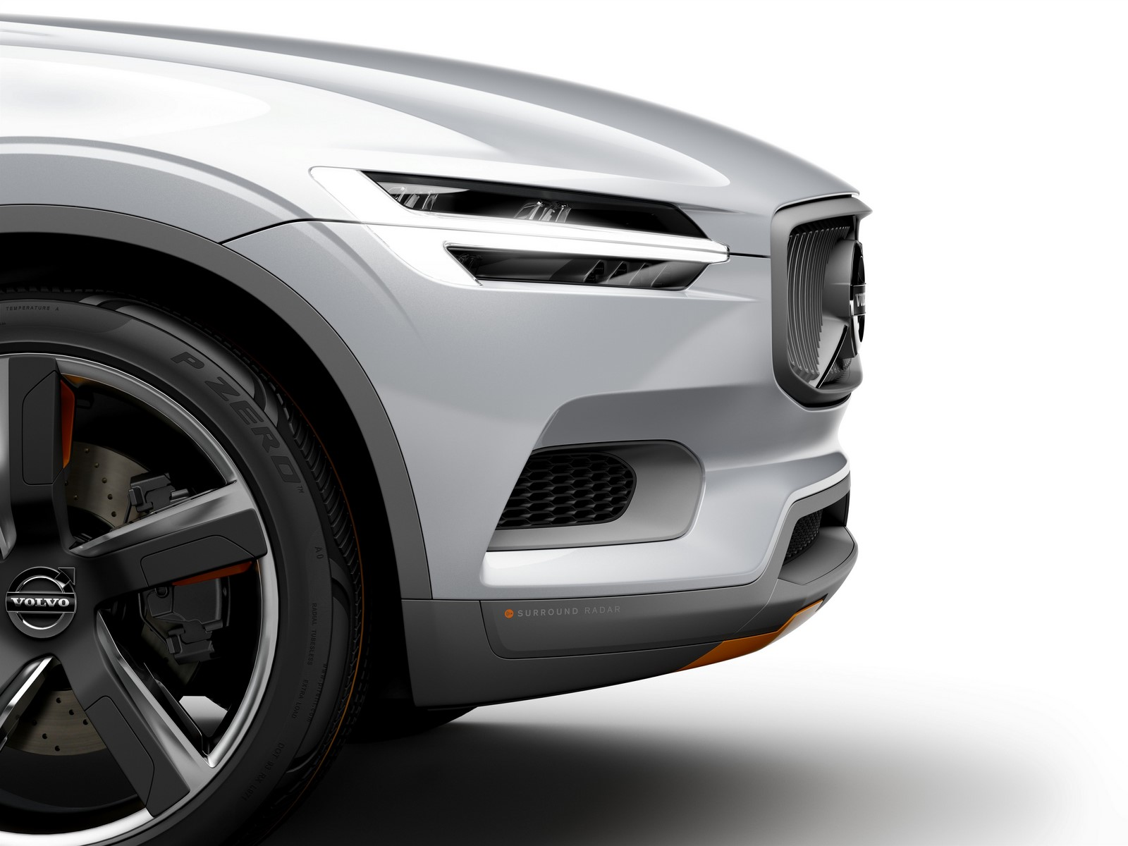 2017 Volvo XC Coupe Concept photo - 4