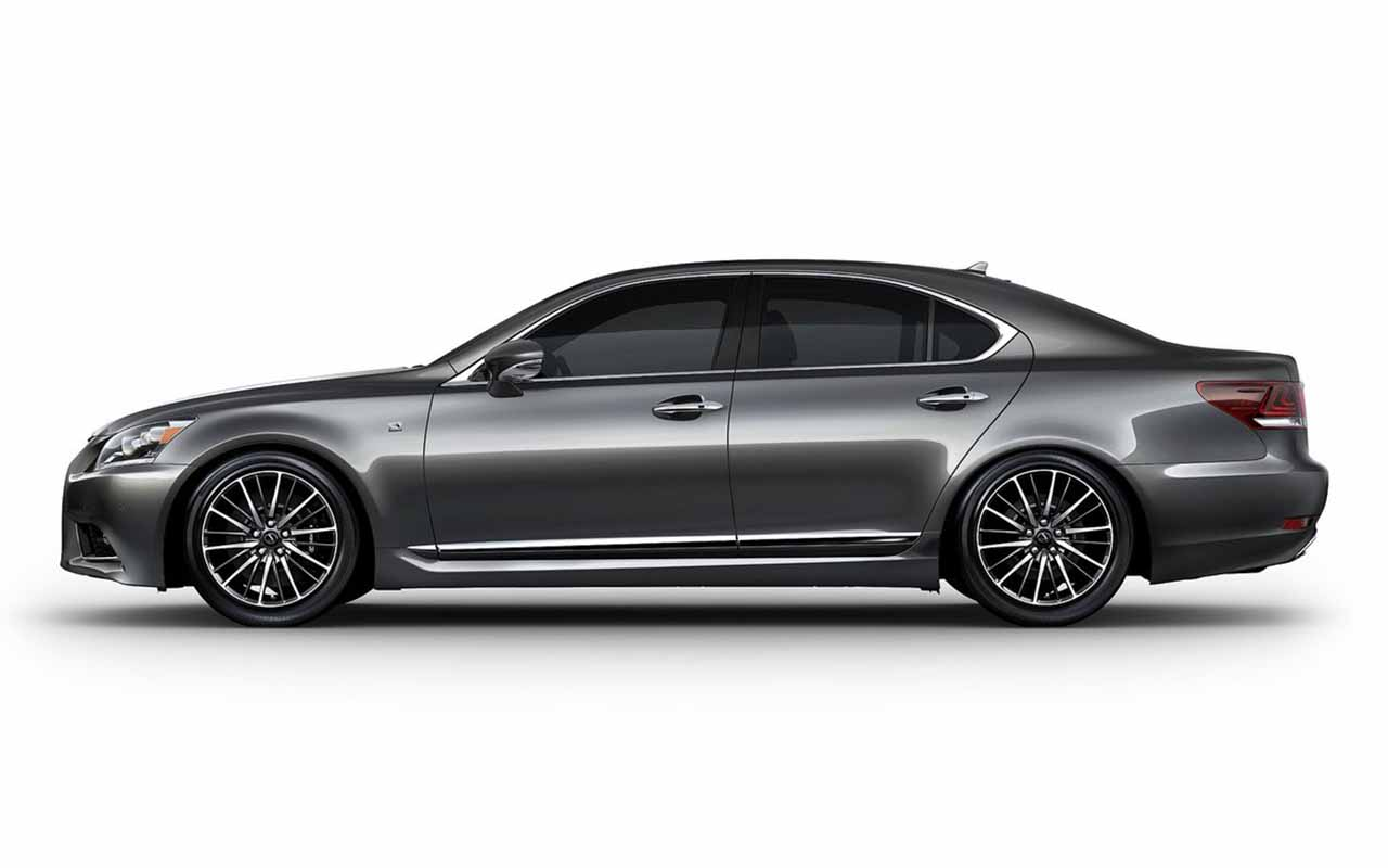 2017 Wald Lexus LS460 photo - 4