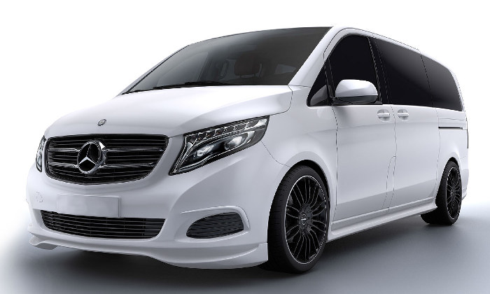 2017 Wald Mercedes Benz Viano photo - 4