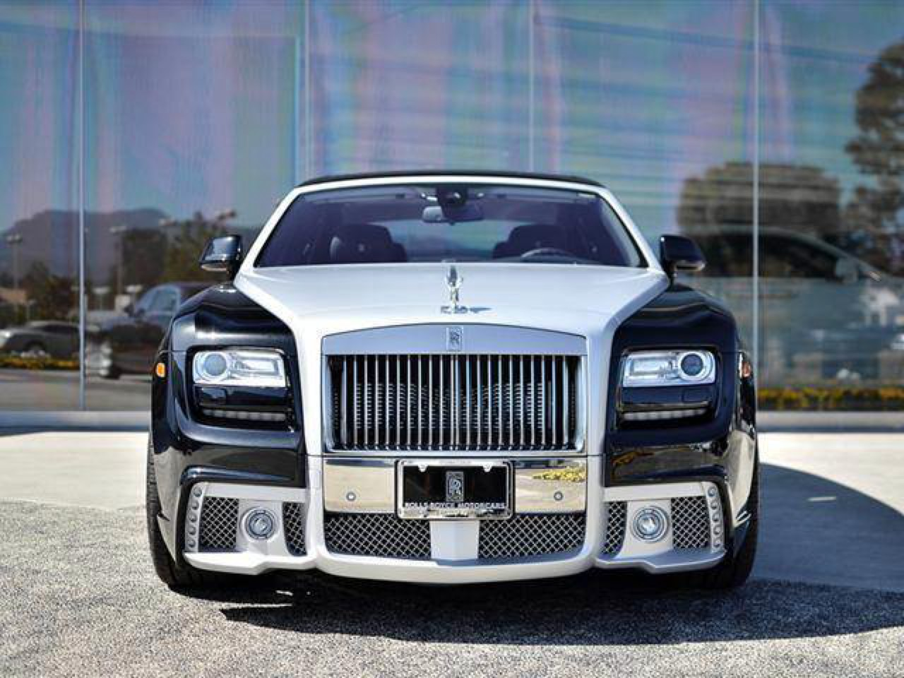 2017 wald rolls royce phantom black bison car photos catalog 2018. Black Bedroom Furniture Sets. Home Design Ideas