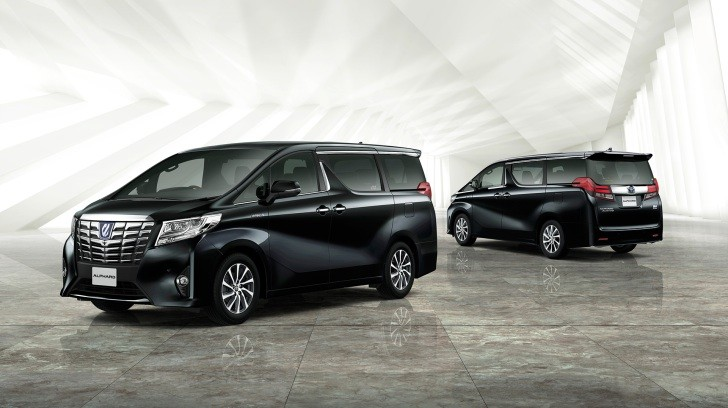 2017 Wald Toyota Alphard photo - 2