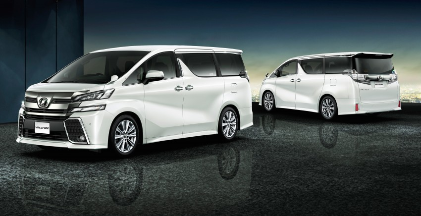 2017 Wald Toyota Alphard photo - 4