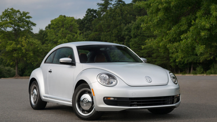 2018 ABT VW New Beetle Cabriolet photo - 2