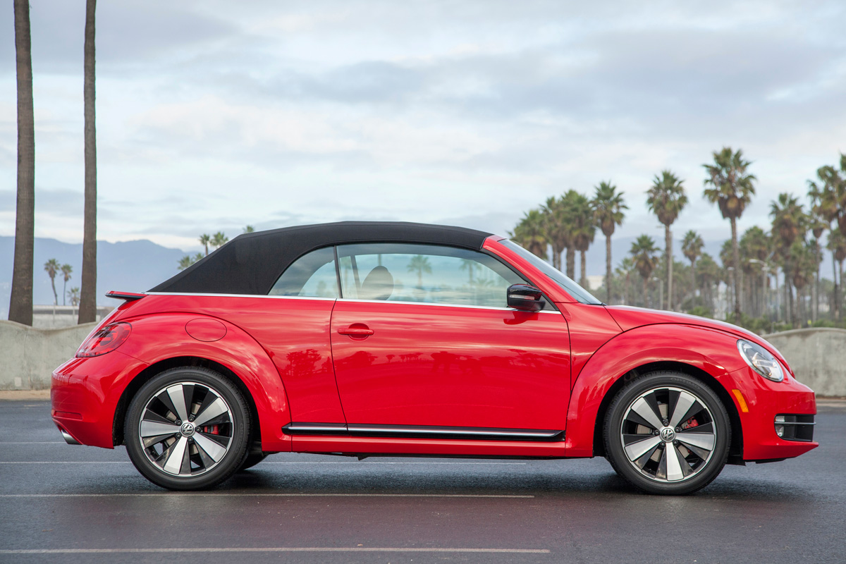2018 ABT VW New Beetle Cabriolet photo - 3